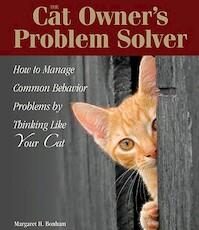 The Cat Owner's Problem Solver - Margaret Bonham (ISBN 9780793806508)