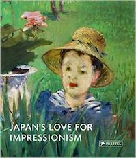Japan's Love for Impressionism - (ISBN 9783791354965)