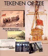 Tekenen op zee - Remmelt Daalder (ISBN 9789057300813)