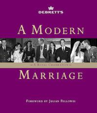 Debrett's: A Modern Royal Marriage - Debrett'S (ISBN 9780857206855)