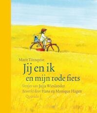 Jij en ik en mijn rode fiets mini display 10 ex - Marit Tornqvist, Marit Törnqvist, Jujja Wieslander, Tomas Wieslander (ISBN 9789045114316)