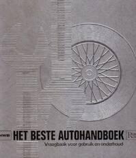 Het beste autohandboek - J.W. Ankersmit, Koninklijke Nederlandse Toeristenbond Anwb (ISBN 9789064070044)