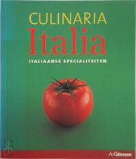 Culinaria Italie - Unknown (ISBN 9783833150630)
