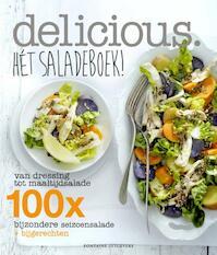 Delicious. Hét saladeboek ! - delicious. magazine (ISBN 9789059565951)