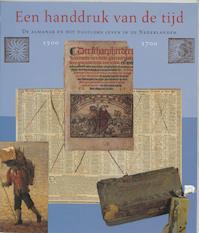 """Een handdruk van de tijd - Jeroen Salman, Stedelijk Museum """"Het Prinsenhof."""" (ISBN 9789040099854)"""