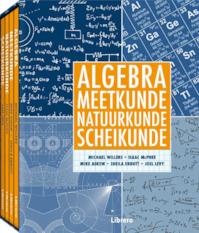 Algebra, meetkunde, natuurkunde, scheikunde - Michael Willers, Isaac Mcphee, Mike Askew, Sheila Ebbutt, Joel Levy (ISBN 9789089984494)