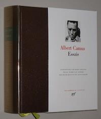 Essais - Albert Camus (ISBN 2070101053)