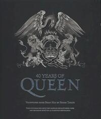 40 years of Queen - Unknown (ISBN 9789491301186)