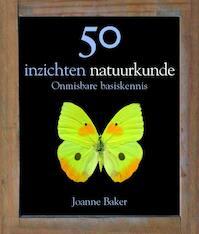 50 inzichten natuurkunde - J. Baker (ISBN 9789085712022)