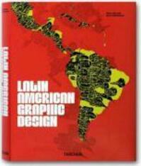 Latin American Graphic Design - (ISBN 9783822840351)