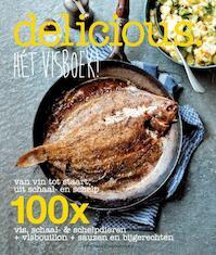 delicious. Hét visboek! - delicious. magazine (ISBN 9789059567399)