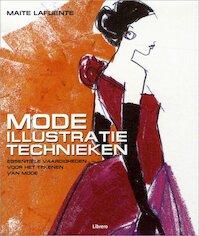 Mode illustratie technieken - M. Lafuente (ISBN 9789057649189)