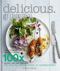 delicious. Hét groenteboek! (ISBN 9789059566705)