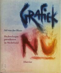 Grafiek nu - Ad van der Blom (ISBN 9789010052704)