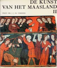 Kunst van het maasland 2 - Timmers (ISBN 9789023217886)