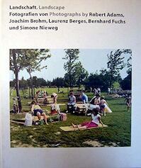 Landscape - Heinz Liesbrock, Thomas Weski, Niedersächsische Sparkassenstiftung (ISBN 9783882438246)