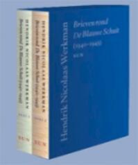 Brieven rond de Blauwe Schuit 1940-1945 - H.N. Werkman (ISBN 9789085064794)