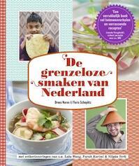 De grenzeloze smaken van Nederland - Drees Koren, Floris Scheplitz (ISBN 9789021554006)