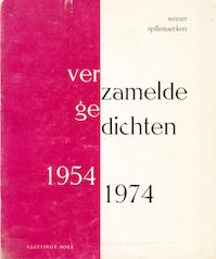 Verzamelde gedichten - Werner Spillemaeckers