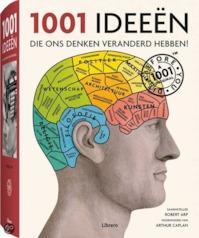 1001 ideeën die ons denken veranderd hebben! - Arthur L. Caplan (ISBN 9789089983718)