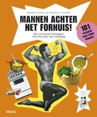 Mannen achter het fornuis ! - Valerie Dousset, Patricia De Reals (ISBN 9789044722604)