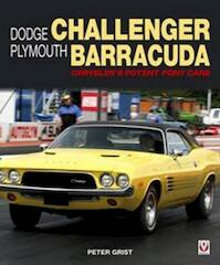 Dodge Challenger & Plymouth Barracuda - Peter Grist (ISBN 9781845841058)
