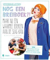 Nog een breiboek?! maar nu een waarmee iedereen aan de slag kan - Veronique Leysen (ISBN 9789089313911)