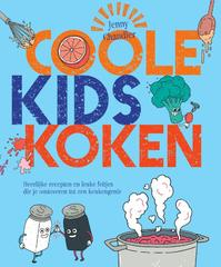 Coole kids koken - Jenny Chandler (ISBN 9789000352883)