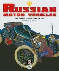 Russian Motor Vehicles - Maurice A. Kelly (ISBN 9781845842130)