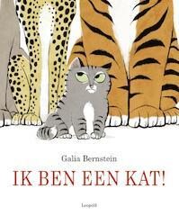 Ik ben een kat! - Galia Bernstein (ISBN 9789025874476)
