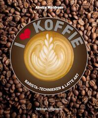 I love koffie - Anette Moldvaer (ISBN 9789048310739)
