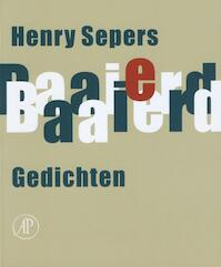 Baaierd - H. Sepers (ISBN 9789029571470)