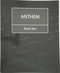 Anthem - Ayn Rand (ISBN 9789071722257)
