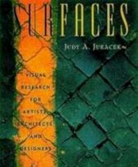 Surfaces - Judy A. Juracek (ISBN 9780500017586)