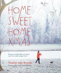 Home Sweet Home XMAS - Yvette van Boven (ISBN 9789059567931)