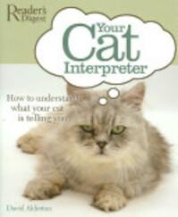 Your Cat Interpreter - David Alderton (ISBN 9780762108183)
