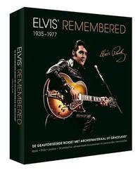 Elvis remembered 1935 - 1977 (ISBN 9789089419576)