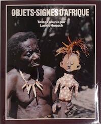 Objets-signes d'afrique - Luc De Heusch