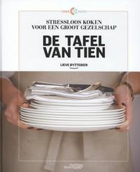 De tafel van 10 - Lieve Byttebier (ISBN 9789058564870)