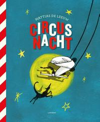Circusnacht - Mattias De Leeuw (ISBN 9789401435628)