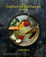 The Indian Vegetarian Cookbook - Pushpesh Pant (ISBN 9780714876412)