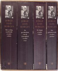 De Borges bibliotheek set in cassette - J.L. Borges (ISBN 9789023411772)