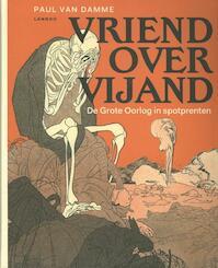 Vriend over vijand - Paul van Damme (ISBN 9789401406956)