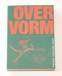 Over vorm - Hans Theys (ISBN 9789079282043)