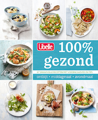 Libelle 100% gezond - Libelle (ISBN 9789401424356)