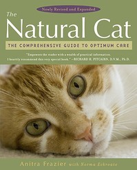The Natural Cat - Anitra Frazier, Norma Eckroate (ISBN 9780452289758)