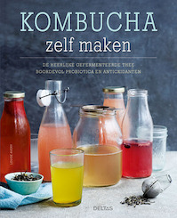 Kombucha zelf maken - Louise Avery (ISBN 9789044750362)