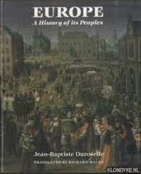 Europe - Jean Baptiste Duroselle (ISBN 9780670829224)