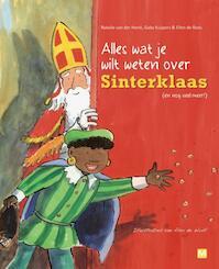 Sinterklaas - Alles wat je wilt weten - Gaby Kuijpers, Natalie van der Horst, Ellen de Roos (ISBN 9789460681554)
