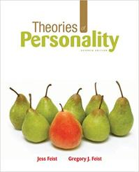 Theories of Personality - Jess Feist, Gregory J. Feist (ISBN 9780073382708)